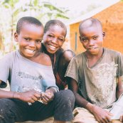 Our village neighbors benefit from our safe water well